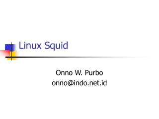 Linux Squid