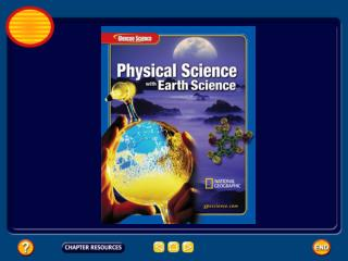 Chapter: Properties of Atoms and                    the Periodic Table