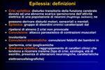 Epilessia: definizioni
