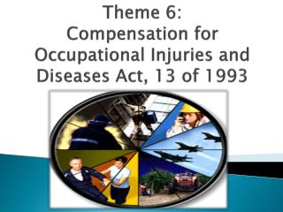 Theme 6: Compensation  for Occupational Injuries and Diseases Act, 13 of 1993