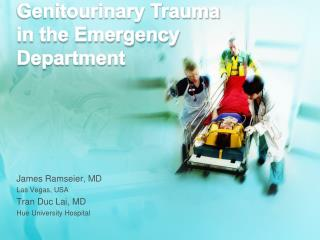 Genitourinary Trauma  in the Emergency Department