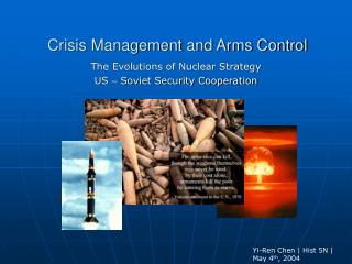 Crisis Management and Arms Control