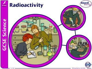 What do you think of radiation?