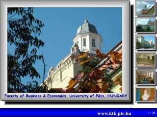 Faculty of Business & Economics, University of Pécs, HUNGARY
