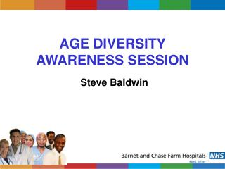 AGE DIVERSITY AWARENESS SESSION