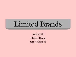 Limited Brands