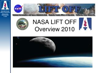 NASA LIFT OFF Overview 2010