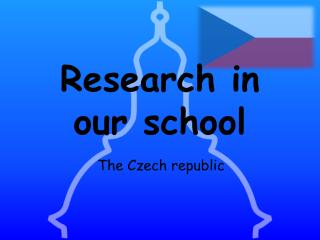 Research in our school