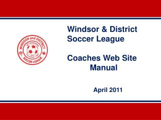 The WADSL Web Site Overview
