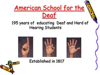 American School for the Deaf