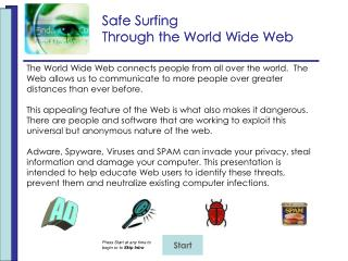 Safe Surfing  Through the World Wide Web