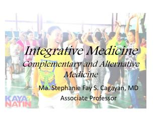 Integrative Medicine Complementary and Alternative Medicine
