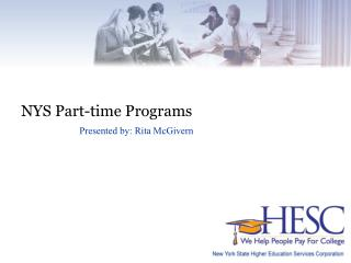 NYS Part-time Programs