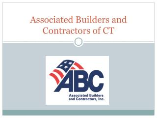 Associated Builders and Contractors of CT