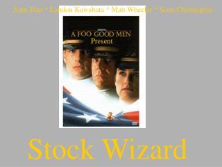 Stock Wizard