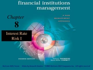 Interest Rate Risk I