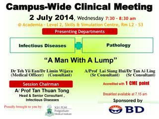 Campus-Wide Clinical Meeting