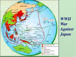 WWII War Against Japan