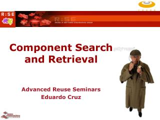 Component Search  and Retrieval