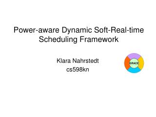 Power-aware Dynamic Soft-Real-time Scheduling Framework