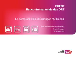 BREST Rencontre nationale des ORT