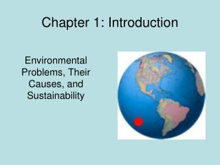 ch 1 ap environmental science an introduction Study flashcards on ap environmental science ch 1 at cramcom quickly memorize the terms, phrases and much more ap environmental science ch 1 by viva_la_persistence9, oct 2008 subjects: ap environmental science click to rate hated it.