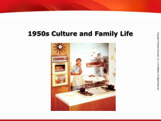 1950s Culture and Family Life