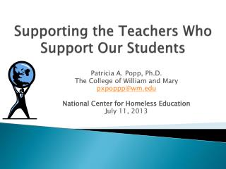 Supporting the Teachers Who Support Our Students