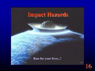 Impact Hazards