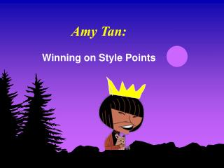 Amy Tan: