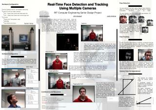 Real-Time Face Detection and Tracking Using Multiple Cameras