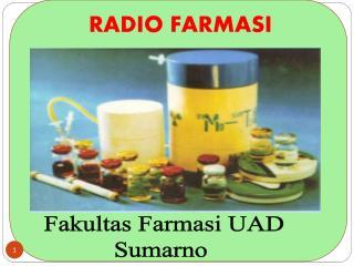 RADIO  FARMASI