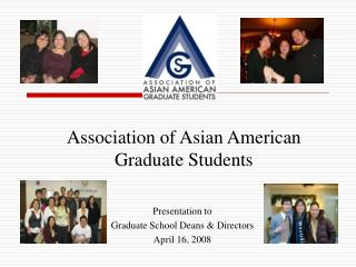 Association of Asian American Graduate Students