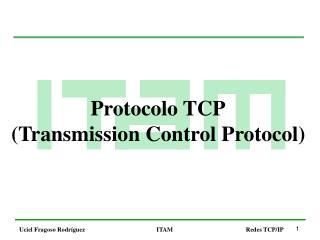 Protocolo TCP (Transmission Control Protocol)
