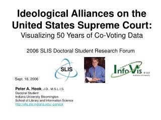 Ideological Alliances on the United States Supreme Court: Visualizing 50 Years of Co-Voting Data