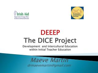 DEEEP The DICE Project Development  and Intercultural Education within Initial Teacher Education
