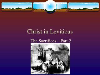 Christ in Leviticus