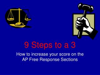 9 Steps to a 3