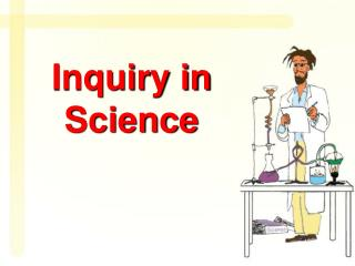 Inquiry in Science