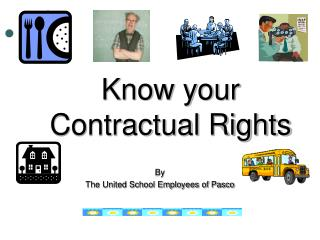 Know your Contractual Rights