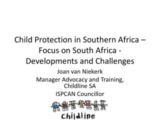Child Protection in Southern Africa – Focus on South Africa - Developments and Challenges