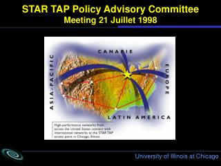 STAR TAP Policy Advisory Committee Meeting 21 Juillet 1998