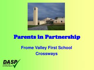 Parents in Partnership