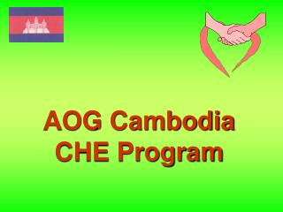 AOG Cambodia CHE Program