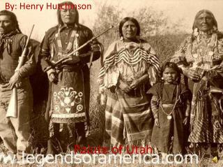 Paiute of Utah