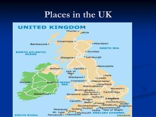Places in the UK