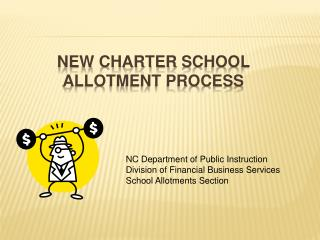 New CHARTER  SCHOOL ALLOTMENT PROCESS