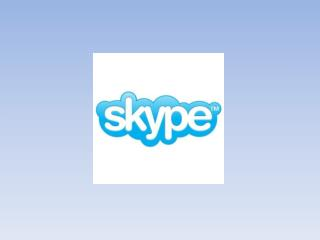 Skype Created By Niklas Zennstrom in 2003