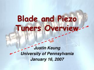 Blade and Piezo Tuners Overview