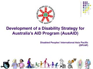 Development of a Disability Strategy for Australia's AID Program (AusAID)